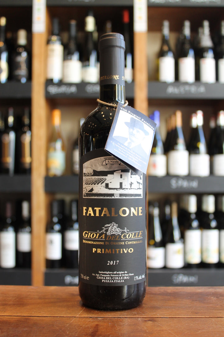 Primitivo Gioia del Colle Fatalone-Red Wine-Seven Cellars