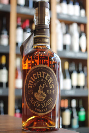 Michter's U.S. Number 1 - Sour Mash-Spirits-Seven Cellars