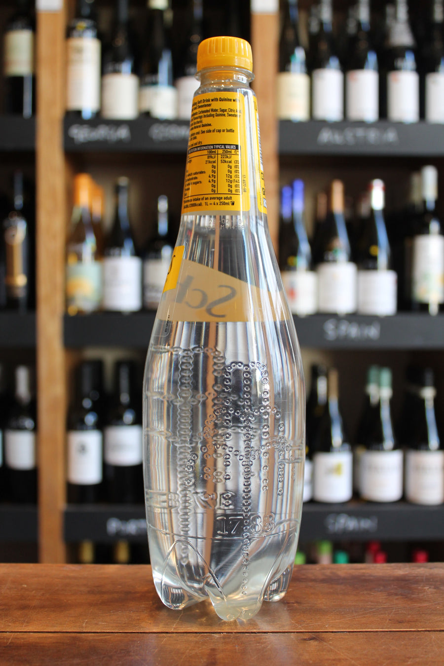 Schweppes Indian Tonic Water-Soft / Mixers-Seven Cellars