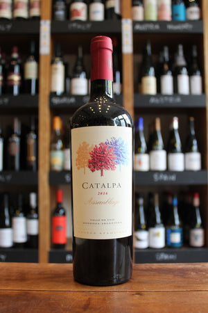 Catalpa Assemblage-Red Wine-Seven Cellars