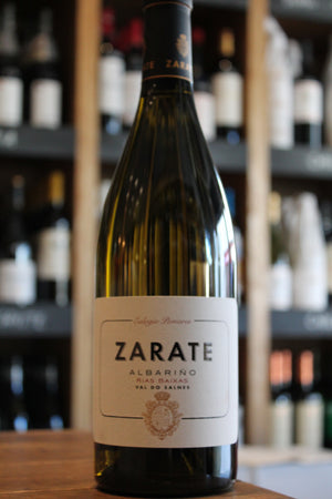 Zarate Albarino-White Wine-Seven Cellars