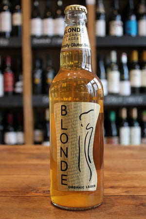Hepworth Blonde Organic Lager-Beer-Seven Cellars