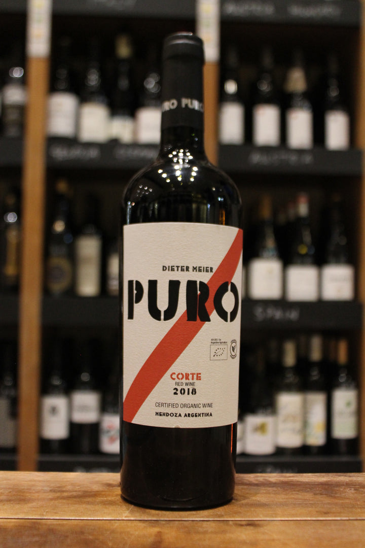 Puro - Corte-Red Wine-Seven Cellars