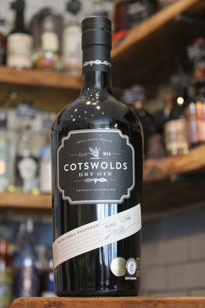 Cotswolds Dry Gin-Spirits-Seven Cellars