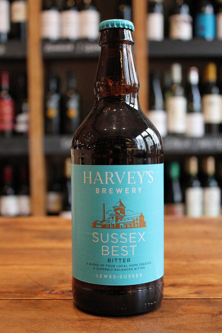 Harvey's Best Bitter-Beer-Seven Cellars