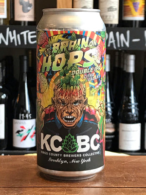 KCBC - This Is Your Brain On Hops - DIPA