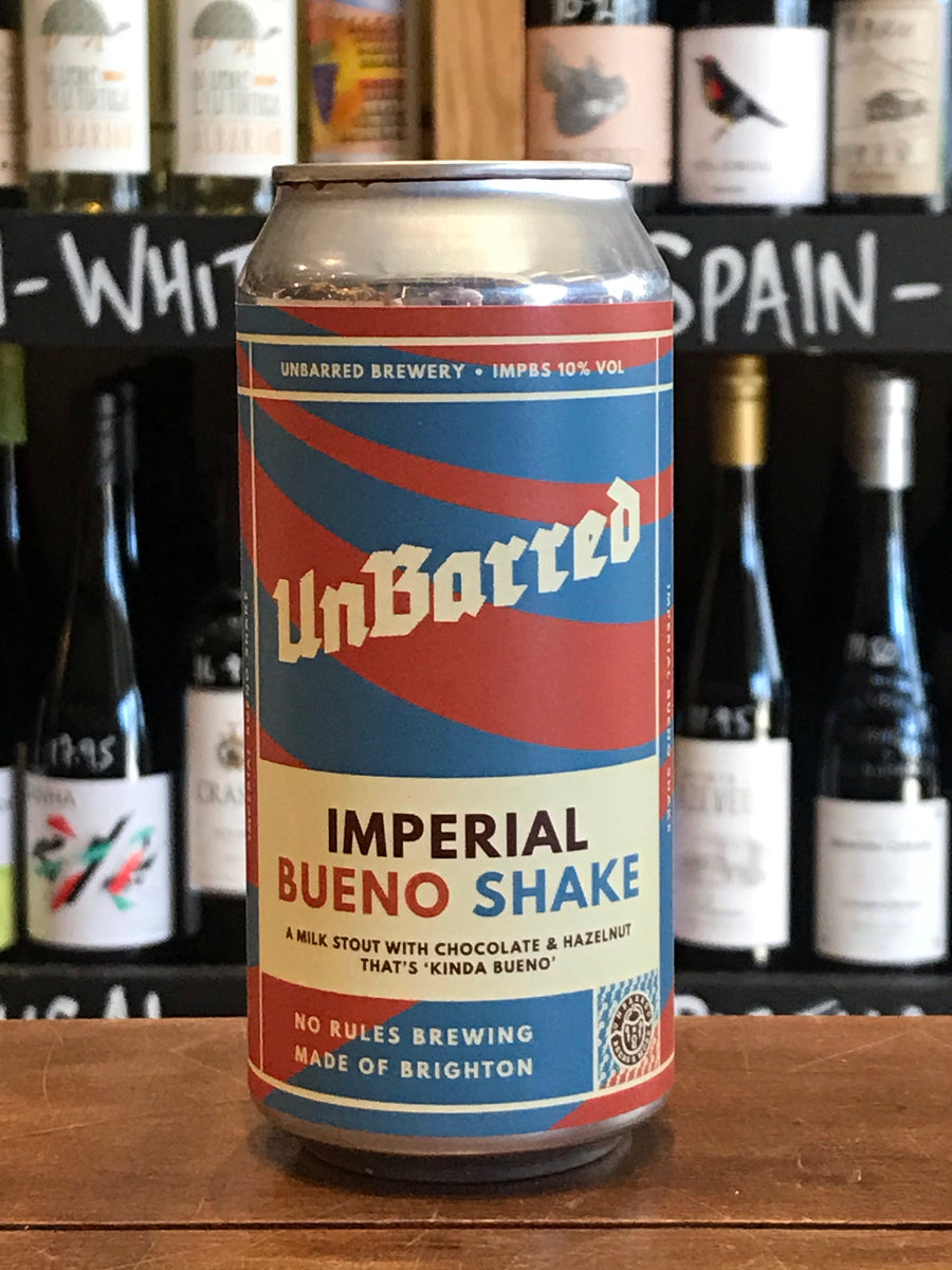 Unbarred - Imperial Bueno Shake Stout