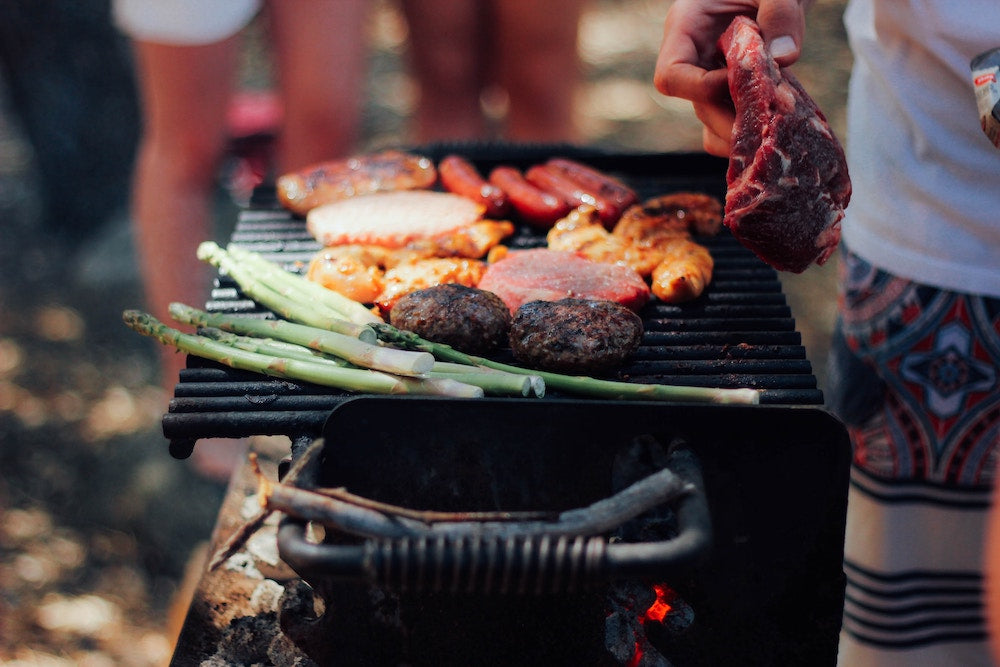 how to host an aip barbecue