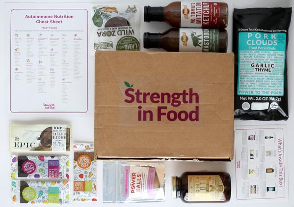 Essential Package 12 Month Prepaid Gift - Strength in Food