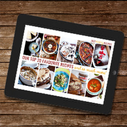 Top 20 Recipes E-Book & FREE BONUS Download