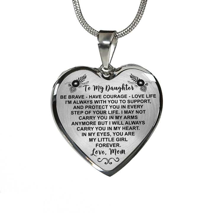 to mom necklace brave courage be products daughter have life my and love asset transformation