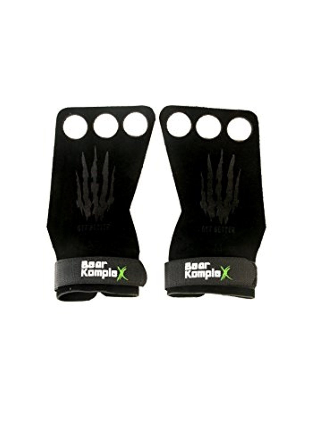 3 hole hand grips and gymnastics grips Great for any Cross Training Workout - Everyday Crosstrain