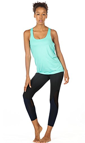 Stylish Yoga Tops Workouts Clothes Activewear Built in Bra Tank Tops for Women - Everyday Crosstrain