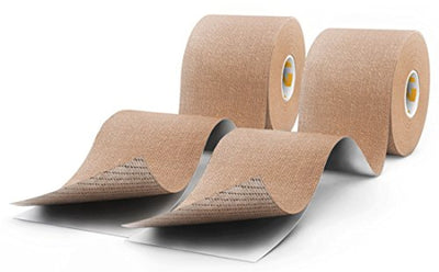 Premium Kinesiology Sports Tape. Perfect Support for Athletic Sports or Recovery - Everyday Crosstrain