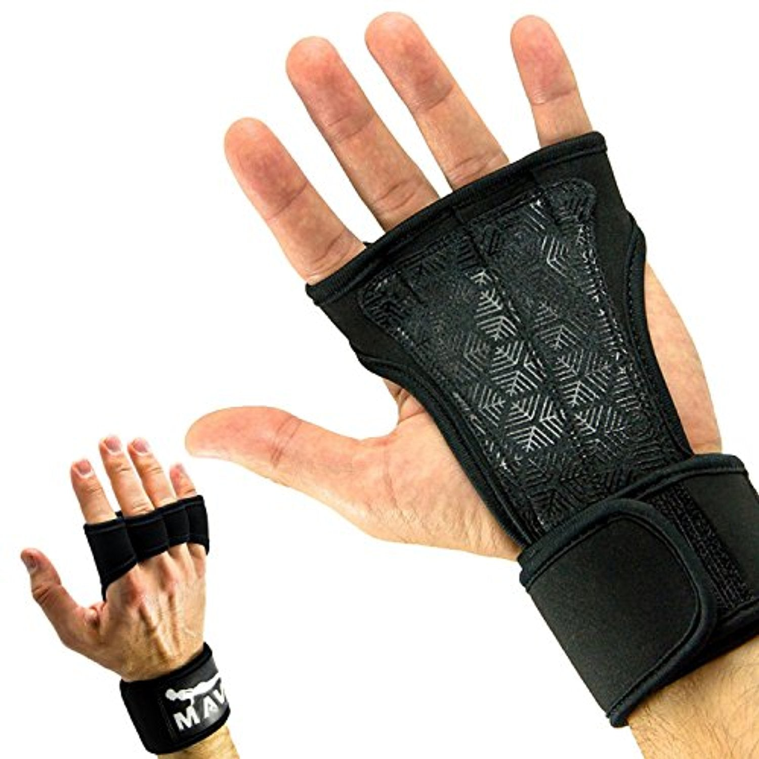 Cross Training Gloves with Wrist Support for Crossfit WODs and Gym Workout - Everyday Crosstrain