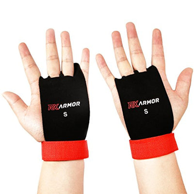Gymnastics Hand Grips. Great For Gymnastics, Crossfit and Weightlifting - Everyday Crosstrain