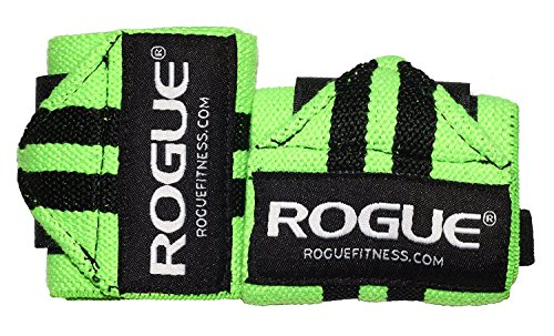 Rogue Fitness Wrist Wraps. Available in Multiple Colors. Provides wrist support - Everyday Crosstrain