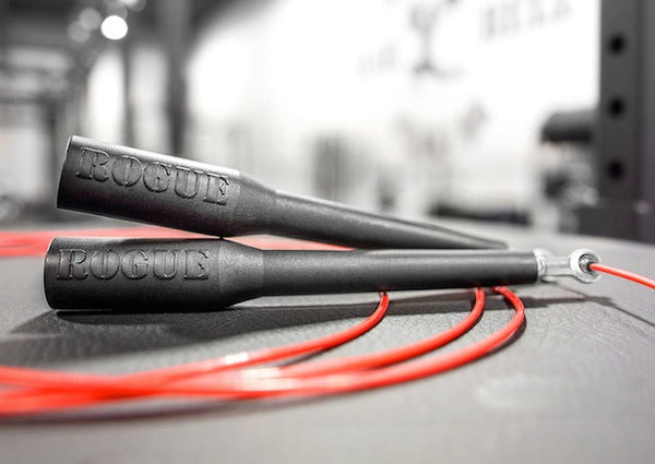 Rogue Fitness SR-1 Bearing Speed Rope Blazing Fast to master your Double Unders