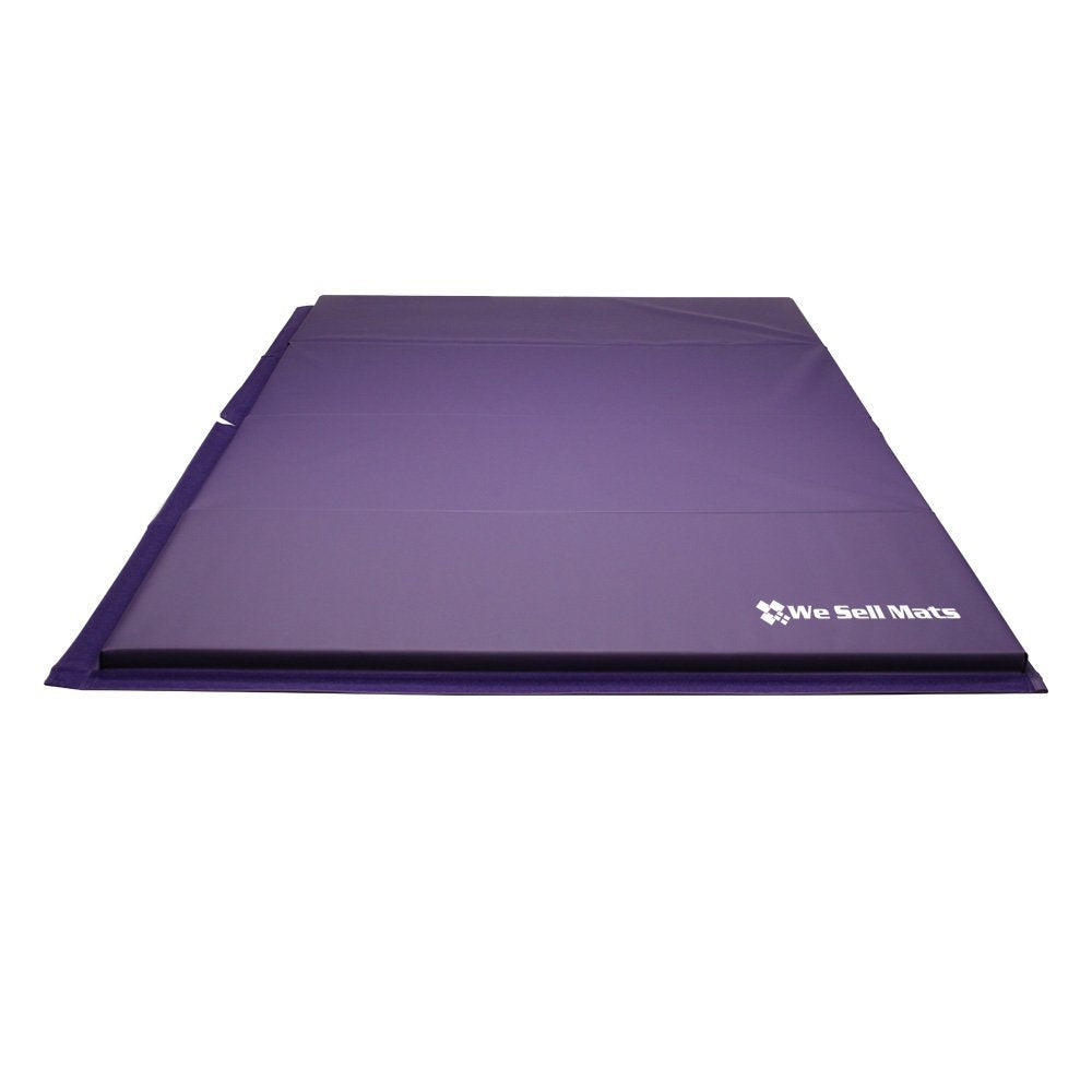 Gymnastics Tumbling Exercise Folding Martial Arts Mats with Hook  Loop  Fasteners
