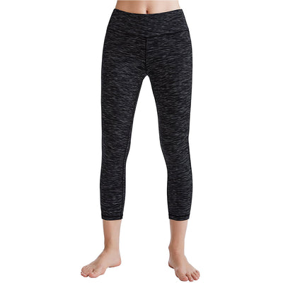 6522e219e42ee Women's Yoga Capris Power Flex Running Pants Leggings for Everyday  Activities - Everyday Crosstrain