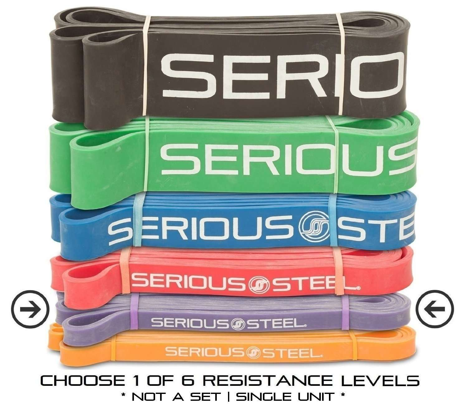 Best Resistance Band out there - Assisted Pull-Up, Resistance & Stretch Band