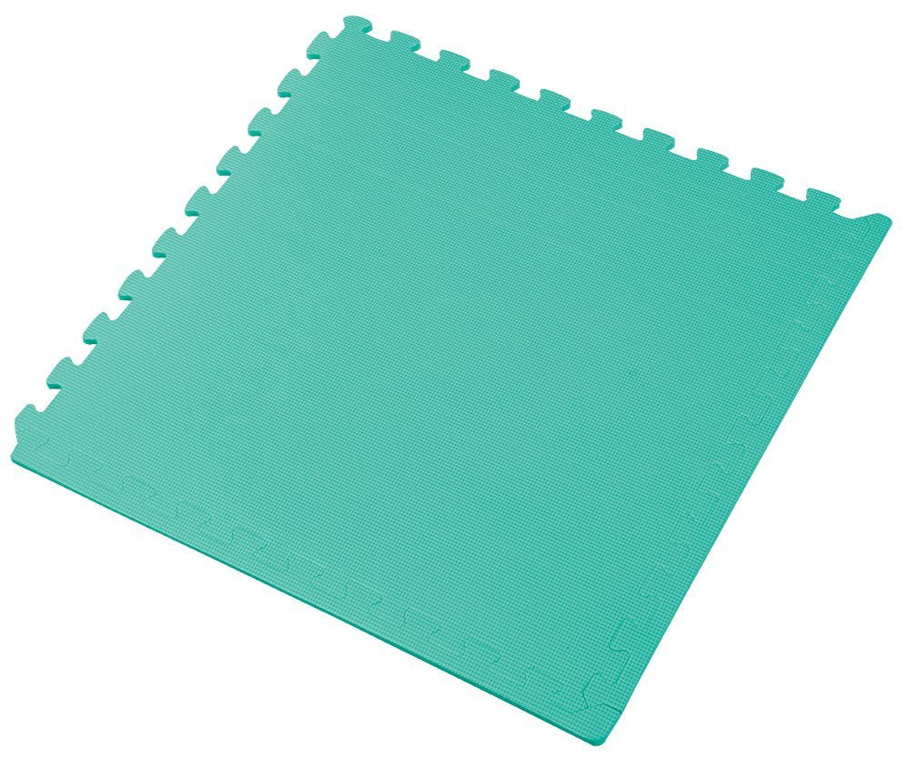 2'x2' Foam Interlocking Anti-fatigue Exercise Gym Soft Yoga Square Floor Tiles - Everyday Crosstrain