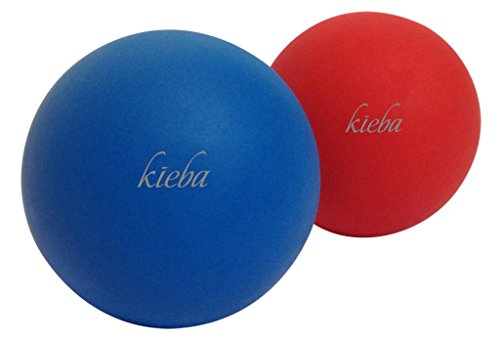 Massage Lacrosse Balls for Muscles Release, Trigger Point Therapy Set of 2 Balls - Everyday Crosstrain