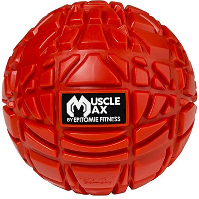 Deep Tissue Massage Ball For Trigger Point Muscles Release Comes With Travel Bag - Everyday Crosstrain