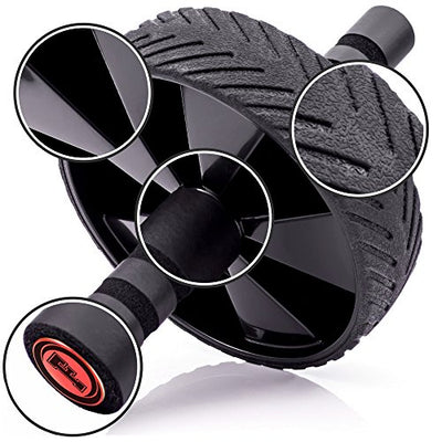 Ab wheel roller for abs workout best home gym equipment to get