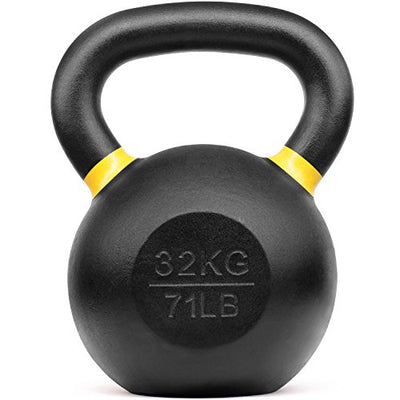 High Quality Iron Competition Weight Kettlebell Multi Color and Weight Available