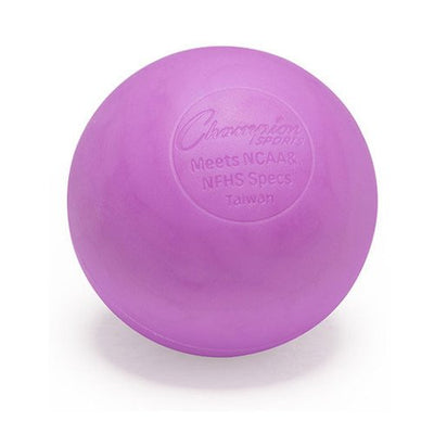 Champion Sports Lacrosse Ball -Prevent Injuries and Speed up Recovery. 9 Colors - Everyday Crosstrain