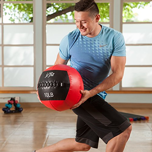 Heavy duty Wall Ball, Medicine Ball. Ideal for Build Strength, Conditioning WODs