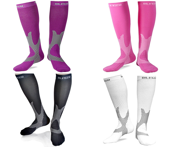Compression Socks for Men & Women Recovery Performance for Sports and Medical - Everyday Crosstrain