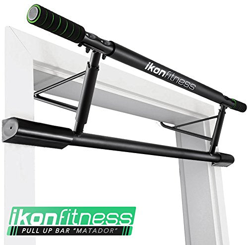 High Quality Pull Up Bar No screws - Ready to use No need to assemble US Patent
