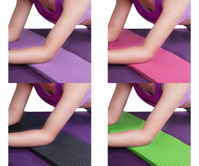 Yoga Knee Pad Cushion 20mm Thick Anti-Slip Workout Mat for Yoga Pilates Fitness - Everyday Crosstrain