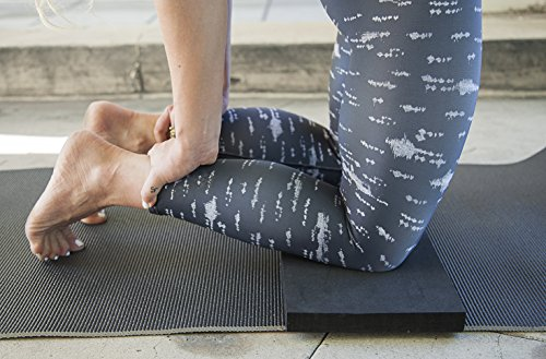 Durable Yoga Knee Pad - Large Exercise Pad for Knee, Elbow and Wrist Comfort - Everyday Crosstrain