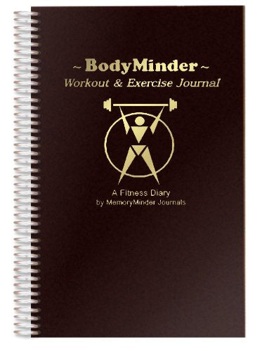 Workout and Exercise Journal (A Fitness Diary) Monitor all your Personal Records - Everyday Crosstrain