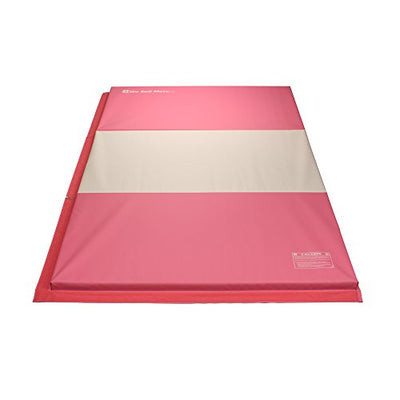 Gymnastics Tumbling Exercise Folding Martial Arts Mats with Hook. Loop Fasteners - Everyday Crosstrain