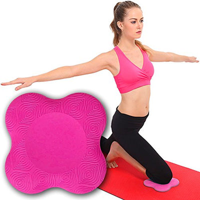 yoga knee pad  works best with your yoga mat  support