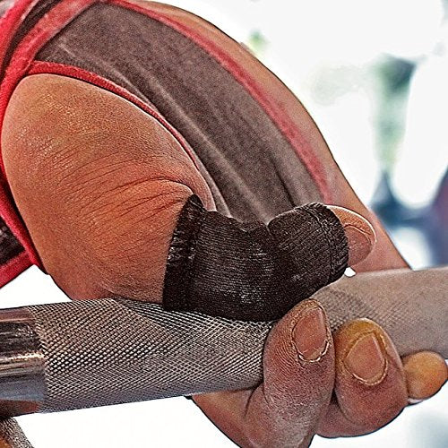 Weightlifting Nubs, thumb sleeves for the hook grip. CrossTraining Thumb Sleeves - Everyday Crosstrain