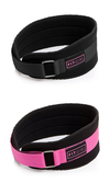 Women's Pink Weight Lifting Belt - Gym, Fitness, Bodybuilding Great for Deadlift - Everyday Crosstrain