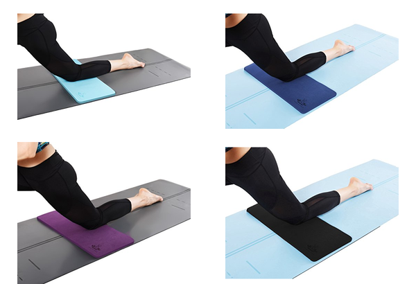 Yoga Knee Pad, Great for Knees and Elbows While Doing Yoga and Floor Exercises - Everyday Crosstrain