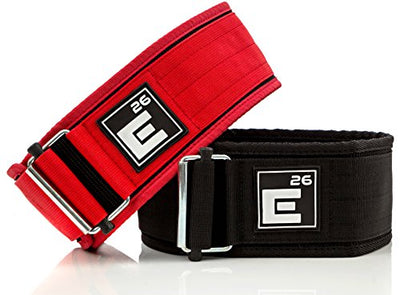 Premium Self-Locking Weightlifting Belt for Men and Women. CrossFit and Olympic - Everyday Crosstrain