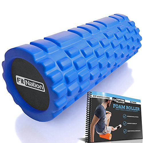Foam Roller for Muscle Massage, Ultra Strong Core Muscle Roller for Pain Relief - Everyday Crosstrain
