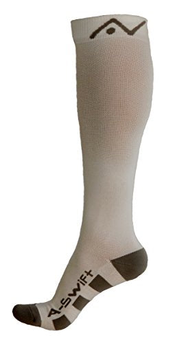 Compression Socks (1 pair) for Men & Women Best For Running, Crossfit, Maternity - Everyday Crosstrain