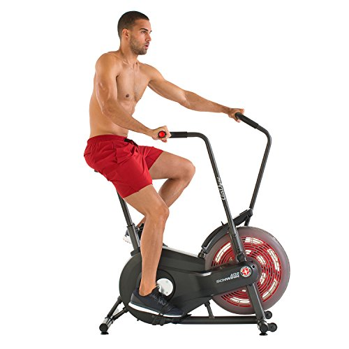Exercise Bike for Full Body Cardio Workout offers infinite levels of challenge