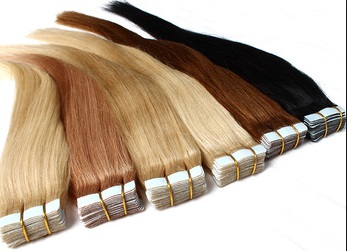 Blonde Willow's Hair Extensions