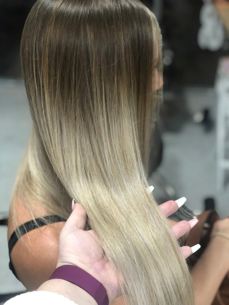 Blonde Willow's Extensions + Colour Packages