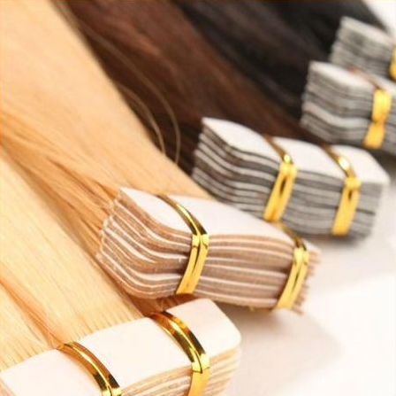 Full Head Hair Extensions 40 pieces (For Thickness & Small amount of Length)