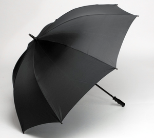 "Single Canopy 62"" Golf Oversized - Black"